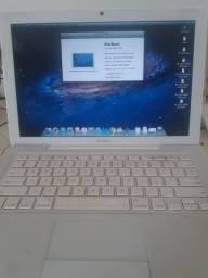 Título do anúncio: Apple MacBook White 2008