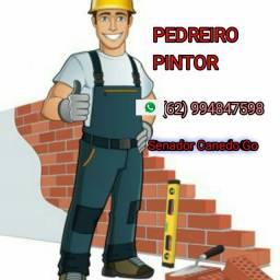 Título do anúncio: Pedreiro Encanador Em Senador Canedo Go