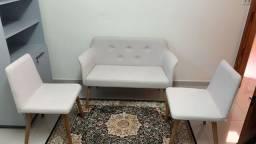 Título do anúncio: Sofá e cadeiras