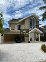 Maravilhosa Mansão Para Locação com 640 m² de Área Construída no Residencial Tamboré 2 em