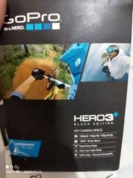 Título do anúncio: Caixa Gopro hero 3+ black (caixa vazia)