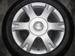 Vectra Elegance Roda Aluminio Genuina Original Gm Aro 16 Jogo 4 Furos Usado
