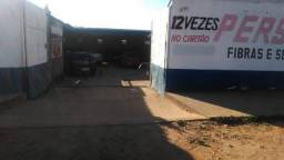 Galpão na entrada de BuritizeiroMg