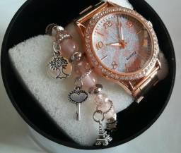 Lindos Relógios Femininos à pronta entrega
