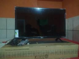 TV LG LED 28 polegadas, novinha e na caixa