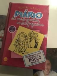 Livro- Diário de uma garota nada popular