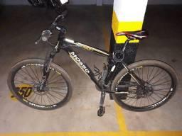 Bicicleta Mosso aro 27,5 grupo alívio