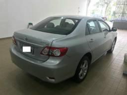 Toyota Corolla xei 2014/14 prata 2.0 unico dono - 2014