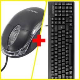 Kit Mouse + Teclado