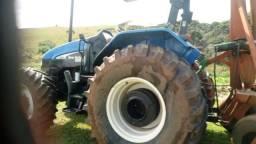 Trator NH TS 110