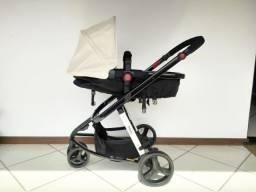 Carrinho Bebê Safety mobi TS, usado. (47) 9 8467.1119