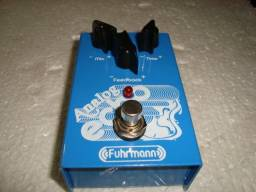 Pedal Fuhrmann Delay Analog Echo Ae01 na Musical Brother