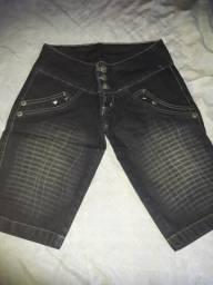 Bermuda Jeans Novas