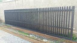 Vendo Portão Alumínio Medindo 6x1,40 Metros