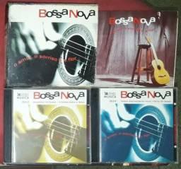 CDs Bossa Nova - O Amor, O Sorriso E A Flor