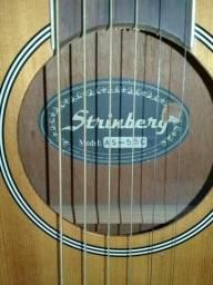Vendo esse violão e uma caixa amplificada em perfeitas condições