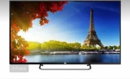 TV smart 40 polegadas na caixa