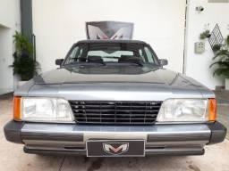 Gm - Chevrolet Opala 4.1 Comodoro SL/E 12V 1990/1990 Cinza - 1990