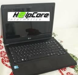 Notebook LG A410 i3-390M R$:600 (Garantia)(Aceito Cartão)