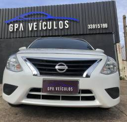 Nissan Versa 1.6 2017 Aut TOP! - 2017