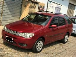 Fiat Palio Wekend 1.4 Flex/GNV - 2007