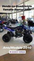 Quadriciclo Yamaha Raptor 350