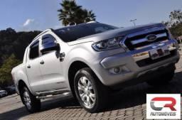 Ford Ranger 3.2 Limited 4x4 C. Dupla Diesel *Garantia de Fábrica* Revisada - 2017