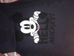 Vestido Mickey Azul