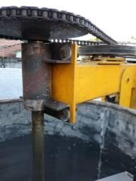 Fábrica de material construção