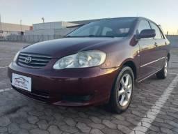 Corolla XEI 2004 manual completo - 2004