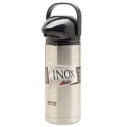 Garrafa Térmica Inox 1,0 Litro Aladdin 03373