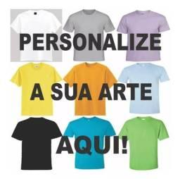 Camisetas Estampadas - Sublimação
