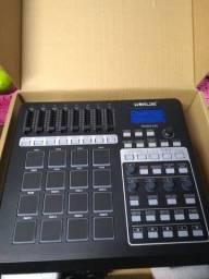 Controlador pada DJ Panda 200