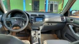 Honda Civic 04/05 1.7 automático