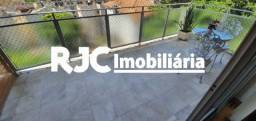 Apartamento à venda com 3 dormitórios em Tijuca, Rio de janeiro cod:MBCO30344
