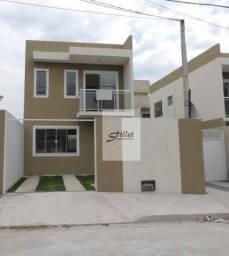 Casa à venda com 2 dormitórios em Jardim mariléa, Rio das ostras cod:CA0819