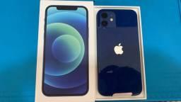 iPhone 12 64gb Azul 1 ano Garantia
