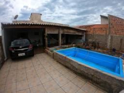 Casa com 2 dormitórios à venda, 55 m² por R$ 130.000 - Residencial Recanto dos Pássaros I