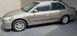 Civic LX 1.7 2004 - 2004