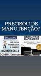 Compressor,Evaporador,Condensador,manutenção,recuperação,instalação,rolamento,mangueira