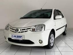 Toyota etios sedan 2013 1.5 xs sedan 16v flex 4p manual - 2013