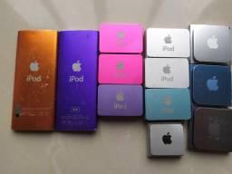 Apple iPod p peças não tenho os carregadores