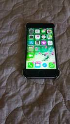 Vendo iPhone 6s 128gb Cinza Espacial Completo + NF + acessórios + capa contra impacto