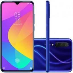 Smartphone Mi 9 Lite 128GB 6GB ram Azul Versão Global Xiaomi
