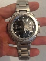Relógio Casio G-Shock A prova d?água (todo em aço)