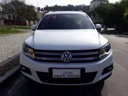 Volkswagen - Tiguan 2.0 16v TSi 200cv Completíssimo Automático - Financio em até 60x
