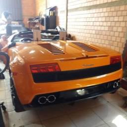 Lamborghini G Spyder 2010 - Sucata Para Retirada de Peças