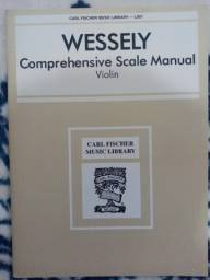 Comprehensive Scale Manual violin/Wessely
