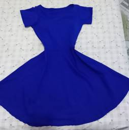 Vestido Suplex Tm Único
