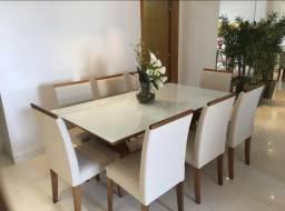 Mesa nova completa de jantar 8